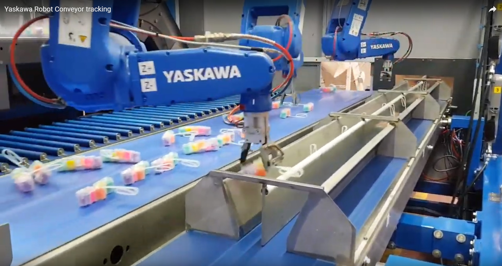 Conveyor Tracking